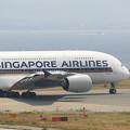 シンガポール航空 A380