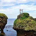 Photos: 積丹の奇岩