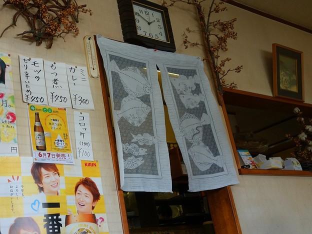 川島食堂@蓮沼DSC09781