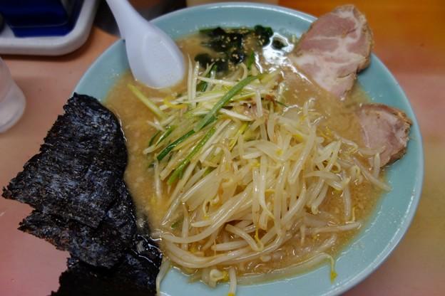 かいざんラーメン味噌味@かいざん本店DSC02108
