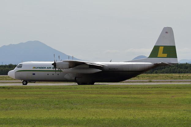 L-100-30 Hercules N403LC LYNDEN AIR CARGO