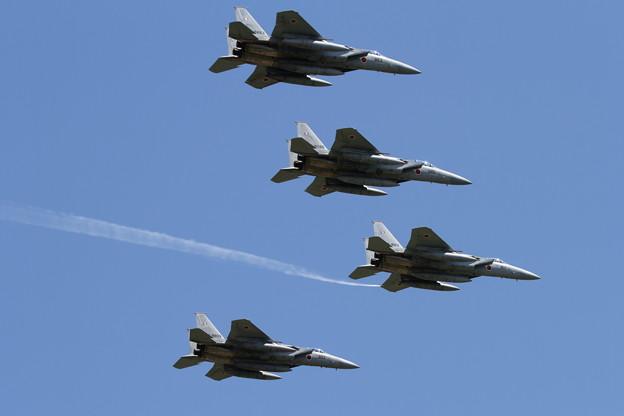 F-15 203sq OKD予行 1