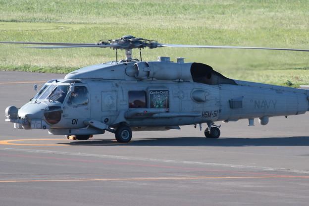 MH-60R HSM-51 TA NAVY 167019