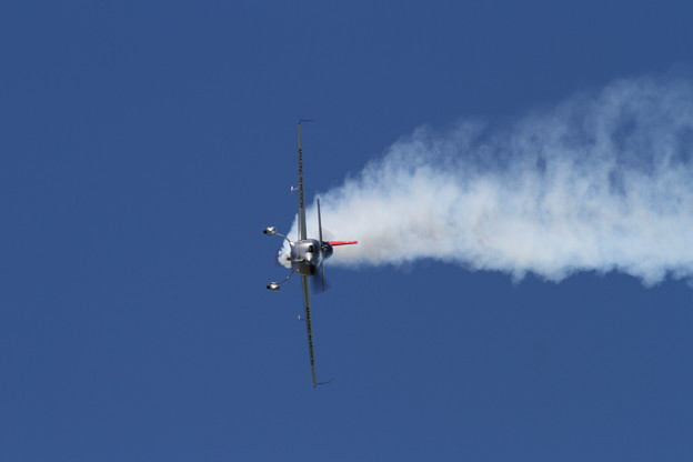 Photos: Extra EA-300SC OKD本番 2