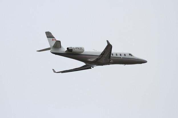 IAI 1125A AstraSPX C-FRJZ takeoff