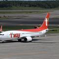 B737-800 HL8070 T'way