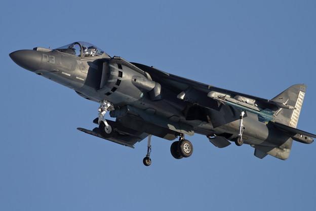 AV-8B WH-03 approach