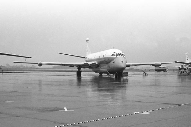 入間 Hawker Siddeley Nimrod MR.2 XV251 1973