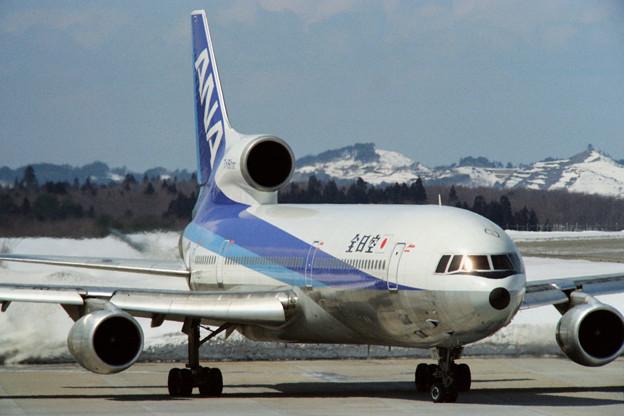 L-1011 JA8517 ANA AXT 1983.