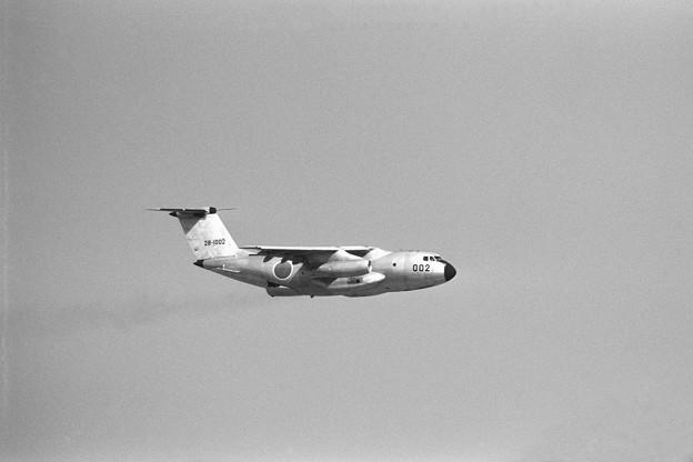 C-1 1002  入間 1973.10