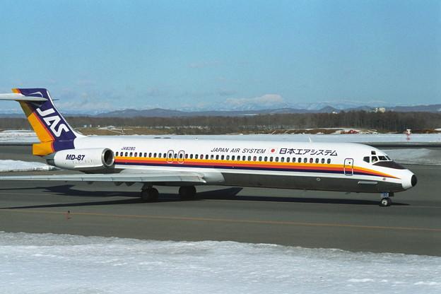 MD-87 JA8280 JAS 1995