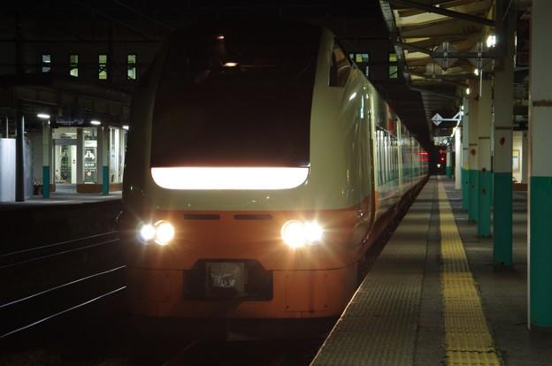 E653系1000番台U108編成 スターライト上野