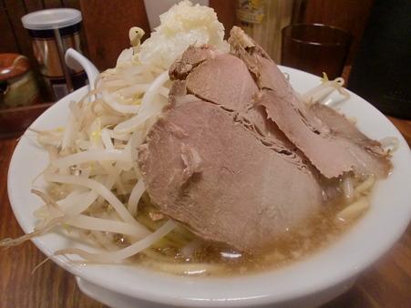 みちる麺680円