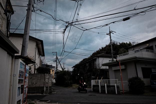 Photos: 雨の前