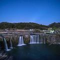 2017 原尻の滝 夜景4