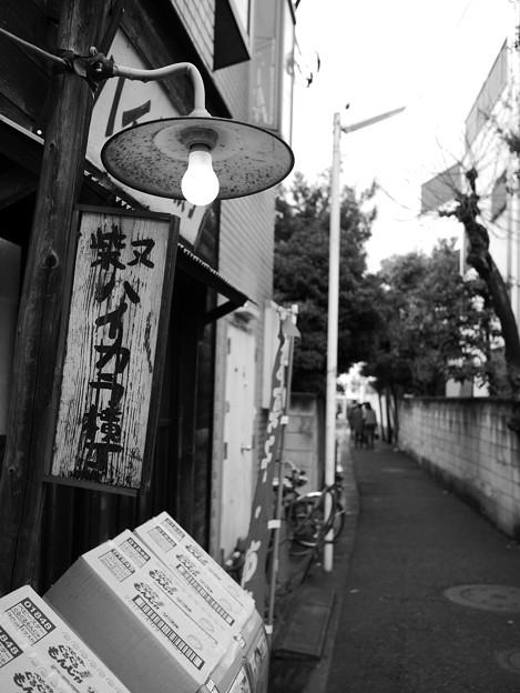 写真: 横丁