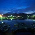 Photos: 夕暮れ漁港
