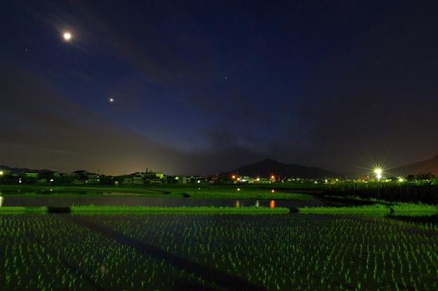 夜空の星 地上の星(3)