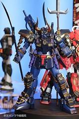 第49回静岡ホビーショー(2010) レポートその11 MG 武者ガンダムMK-2 02