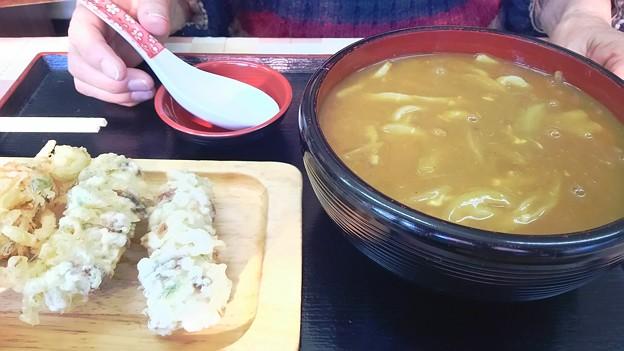 Photos: 0126チーズカレーうどん@さくら屋