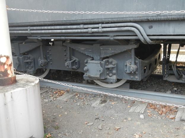 D51 296 tender bogie