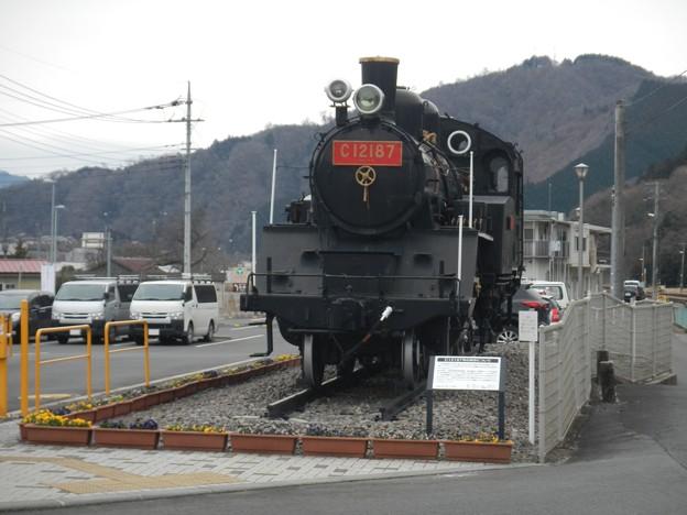C12 187 [heritage] @ Hitachi-daigo station (1)