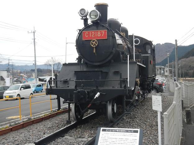 C12 187 [heritage] @ Hitachi-daigo station (2)