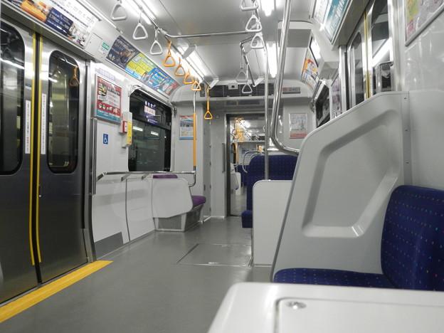 Yokohama Seaside Line 2000, interior