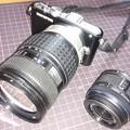 Photos: 14-42mm比較