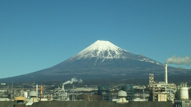 初岐阜へGO #岐阜 #富士山