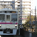 京王7000系(7704F+7804F) 準特急高尾山口行き