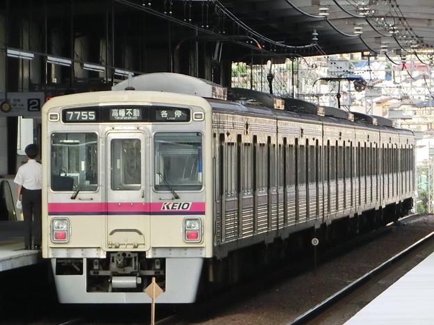 京王7000系(7705F) 各駅停車高幡不動行き