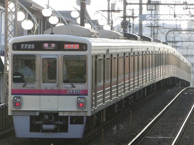 京王7000系LED車(7725F) 準特急橋本行き