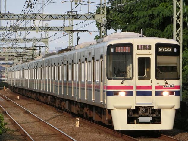 京王7000+9000系(7424F+9705F) 準特急橋本行き