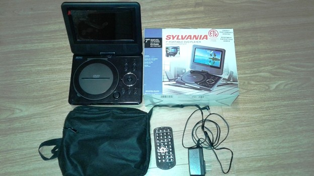 DVD Player ( $10):