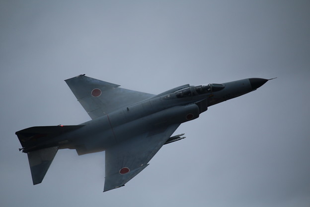 Photos: 首都を守る妖怪 F-4EJ改 ファントム