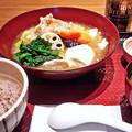 Photos: 大戸屋 ( 成増 )  すけそう鱈の生姜みぞれあん定食        2017/03/12