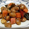 豆ピクルス ( また )