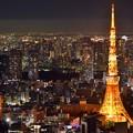 写真: 初東京夜景