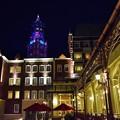 写真: ホテルヨーロッパの夜