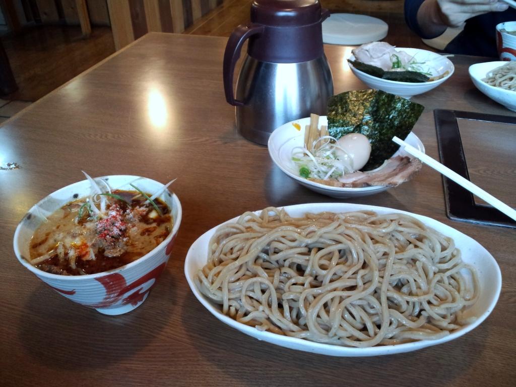マル汁屋-つけ麺