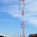写真: 東京中線2056号鉄塔