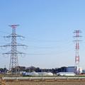 東京中線2084号鉄塔