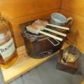写真: 味噌田楽とスコッチお湯割り