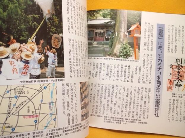 みほん 北関東カミナリ百科 その一 神社信仰編