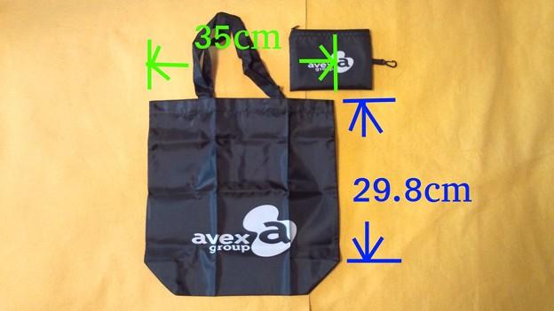 Photos: 寸法 エイベックス avex group バッグ
