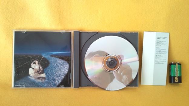 ララバイSINGER 中島みゆき CD アルバム 中身。