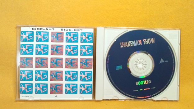 Photos: SNEAKMAN SHOW BOOTLEG CD