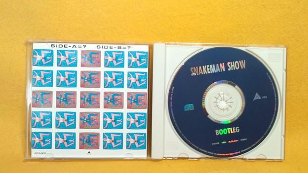 SNEAKMAN SHOW BOOTLEG CD