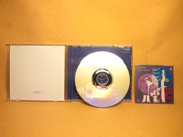 CAN'T TAKE MY EYES OFF OF YOU 8インチ CD 付 永遠 ザード